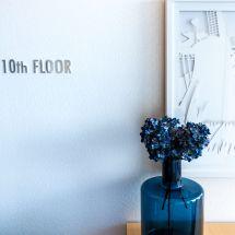 10th Floor of the Hilton Rotterdam