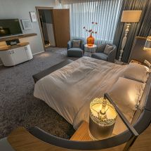 Executive suite of the Hilton Rotterdam