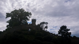 The old castle on the Hill