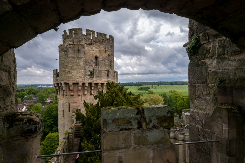Ceasar's tower, Warwick Castle