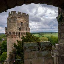 Ceasar's tower, Warwick Castle